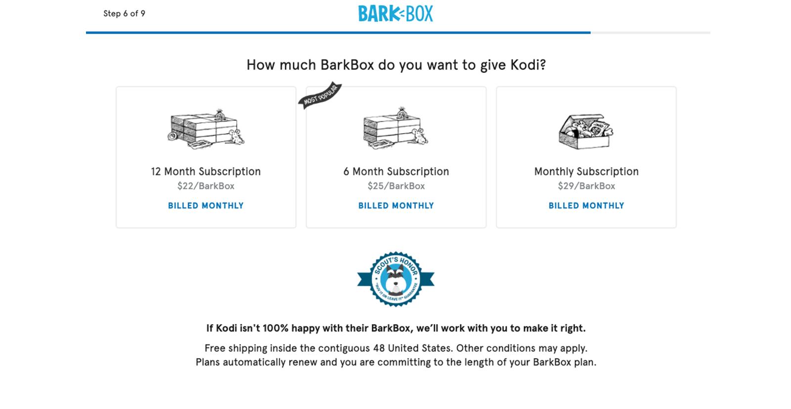 Bark Box 1