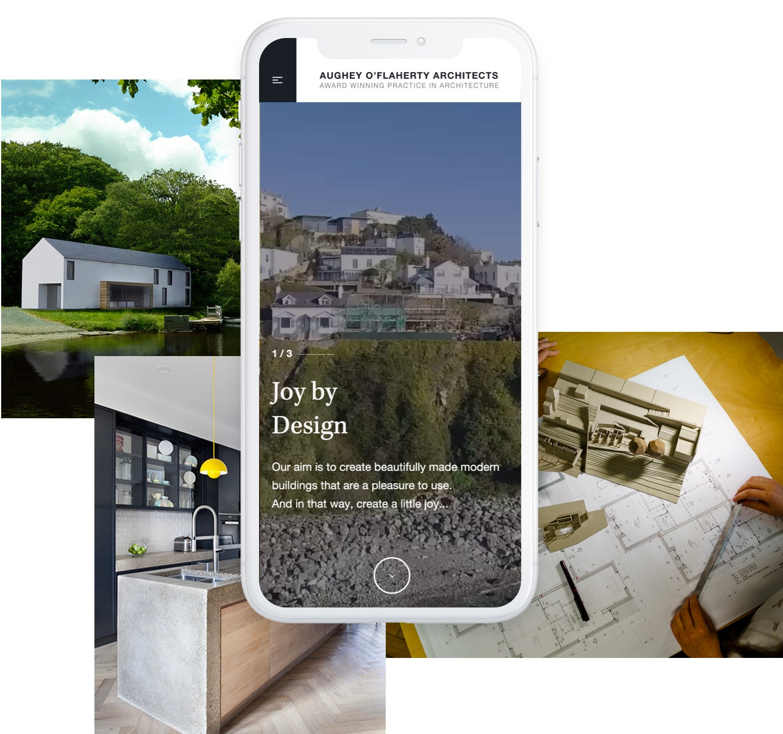 Aof architects digital renovation