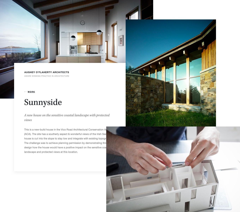 Aof architects elegant