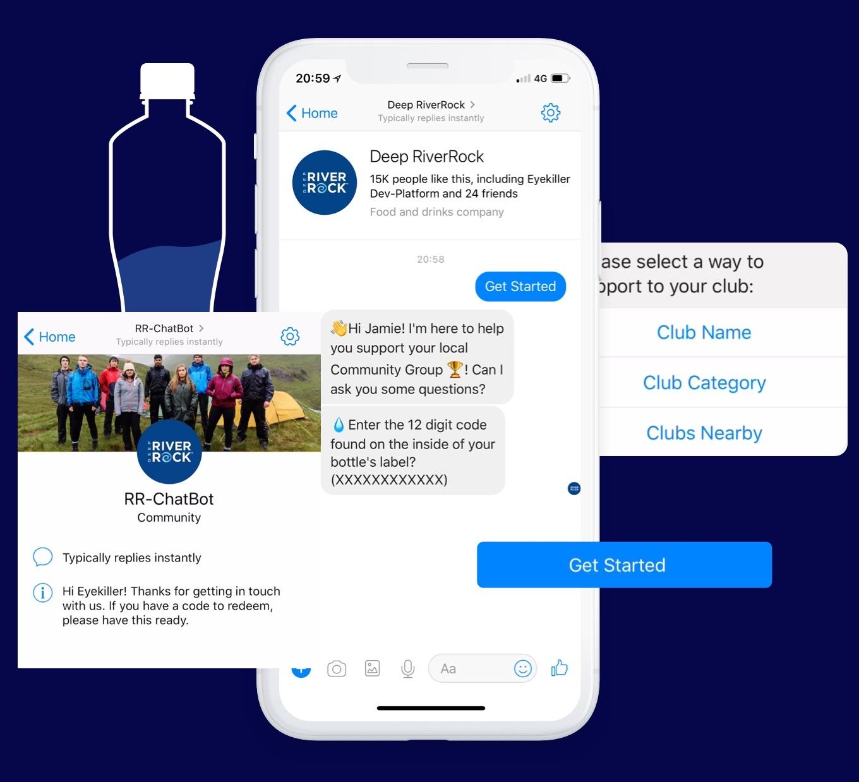 Deep-riverrock-chatbots
