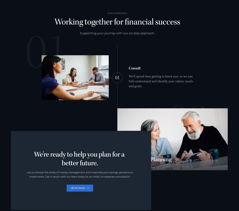 Leeburn financial revamp