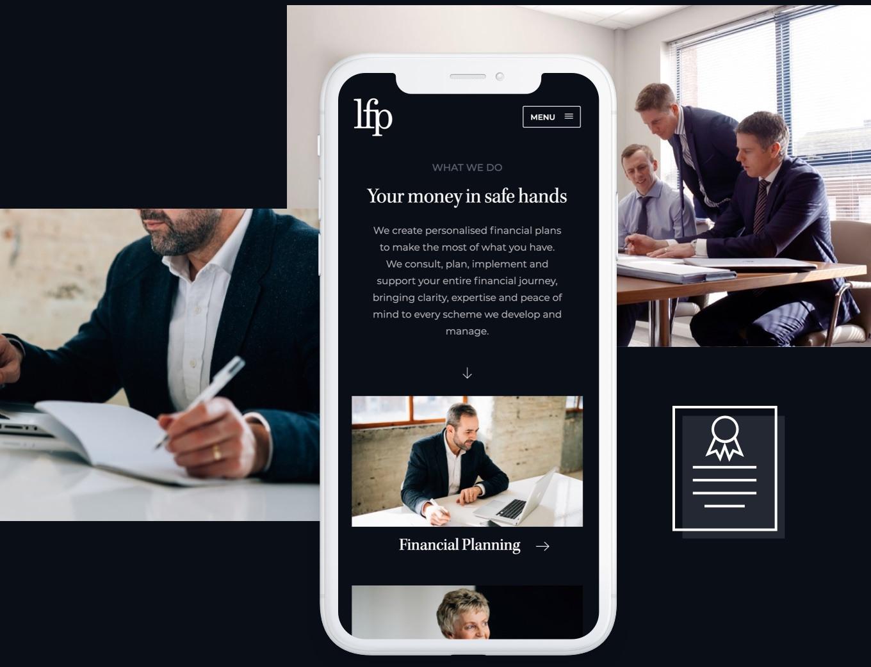 Leeburn financial testimonial