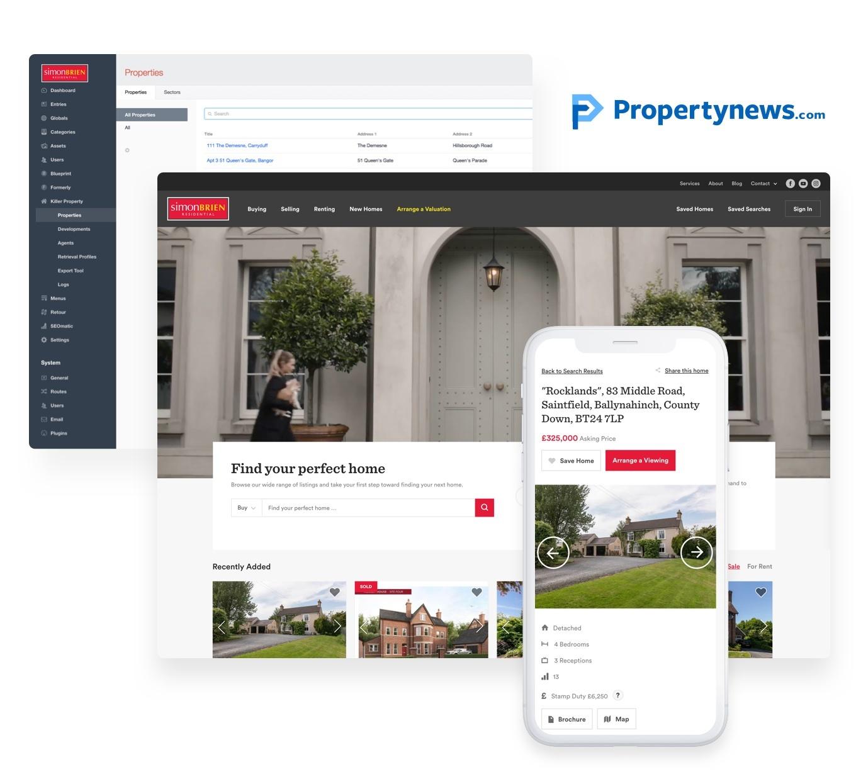 Web-app-property-websites